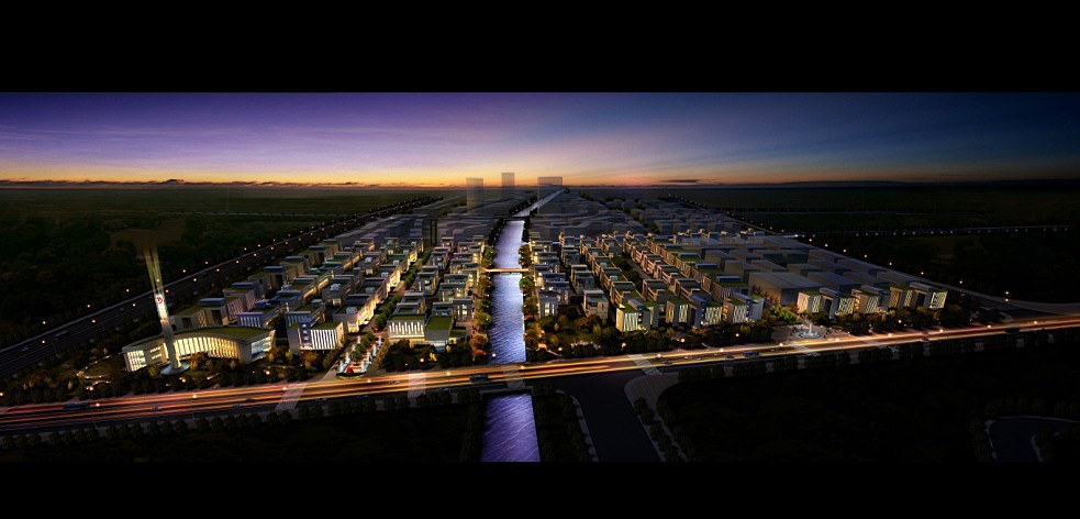 联东U谷南上海国际企业港