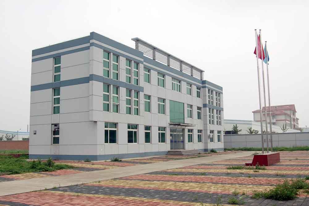 北闸口镇工业园区