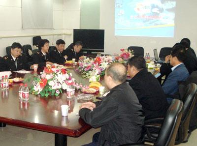 北京马坊工业园区