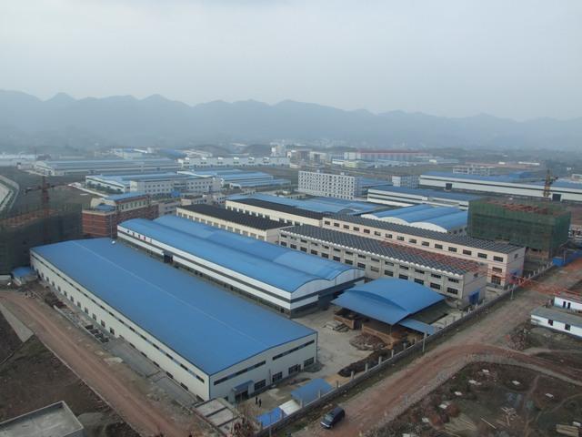 工业园,清凉江工业园区