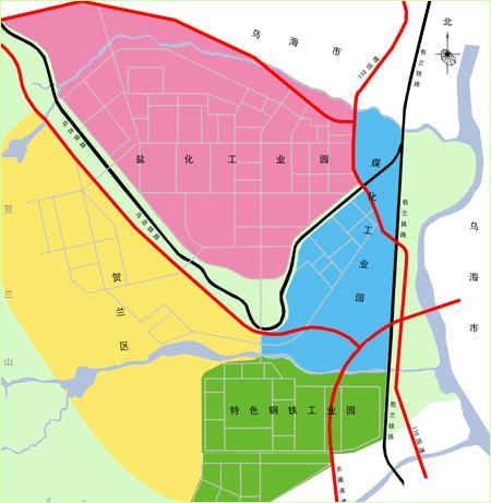 工业园,阿拉善经济开发区