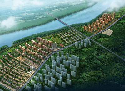 大城县现代制造业工业园区