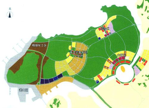 长兴岛临港工业区