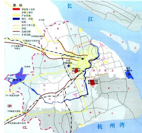 漕河泾经济技术开发区