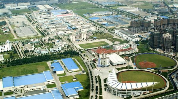 无锡星洲工业园