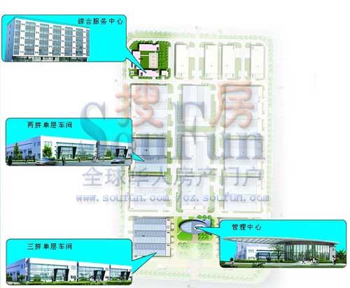 粤海工业园常州滨江园