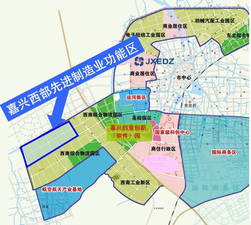 工业园,嘉兴经济技术开发区