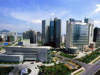 工业园,杭州高新技术产业开发区