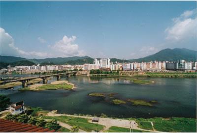 工业园,福建将乐经济开发区