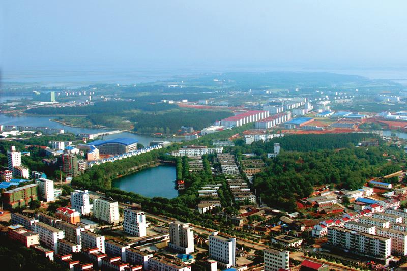 江西共青城开放开发区