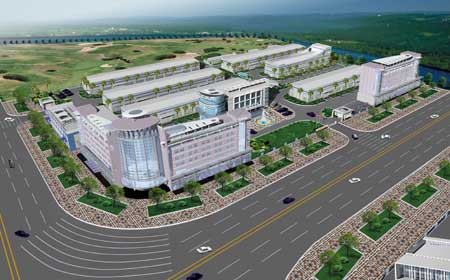 安庆长江大桥经济开发区