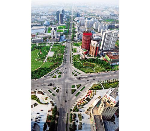 淄博高新技术产业开发区