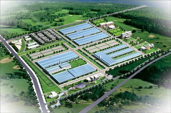 工业园,长沙星沙工业配套产业基地