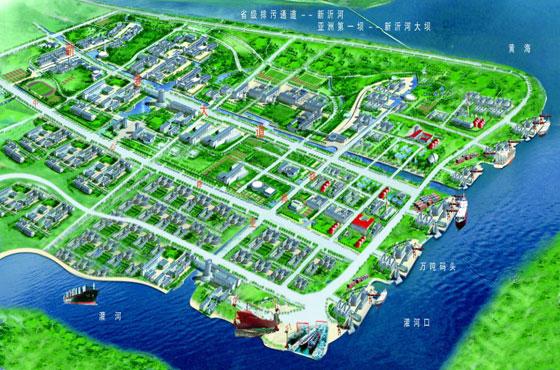 惠州鸿海精细化工基地