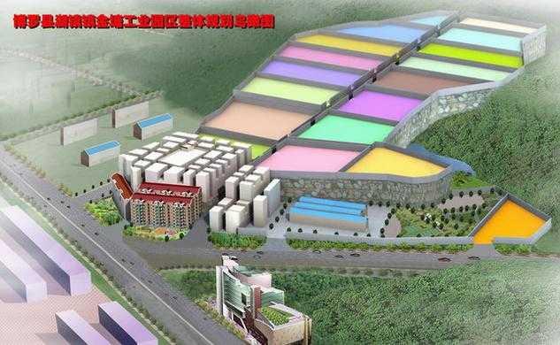 惠州金塘工业园区