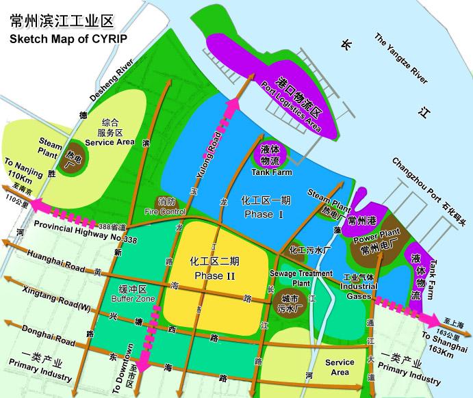 常州滨江工业区