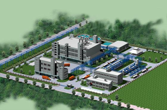 南京化学工业园