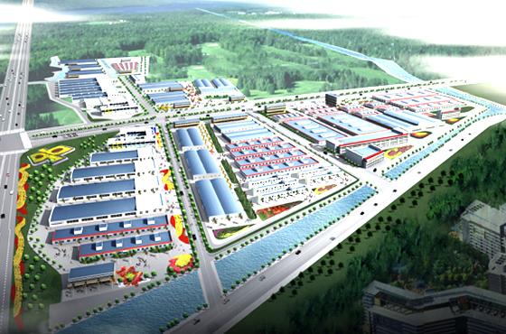 佛山三水范湖中小企业产业园