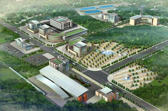 中联环保电镀工业园