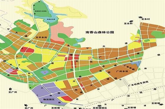 广东增城工业园区