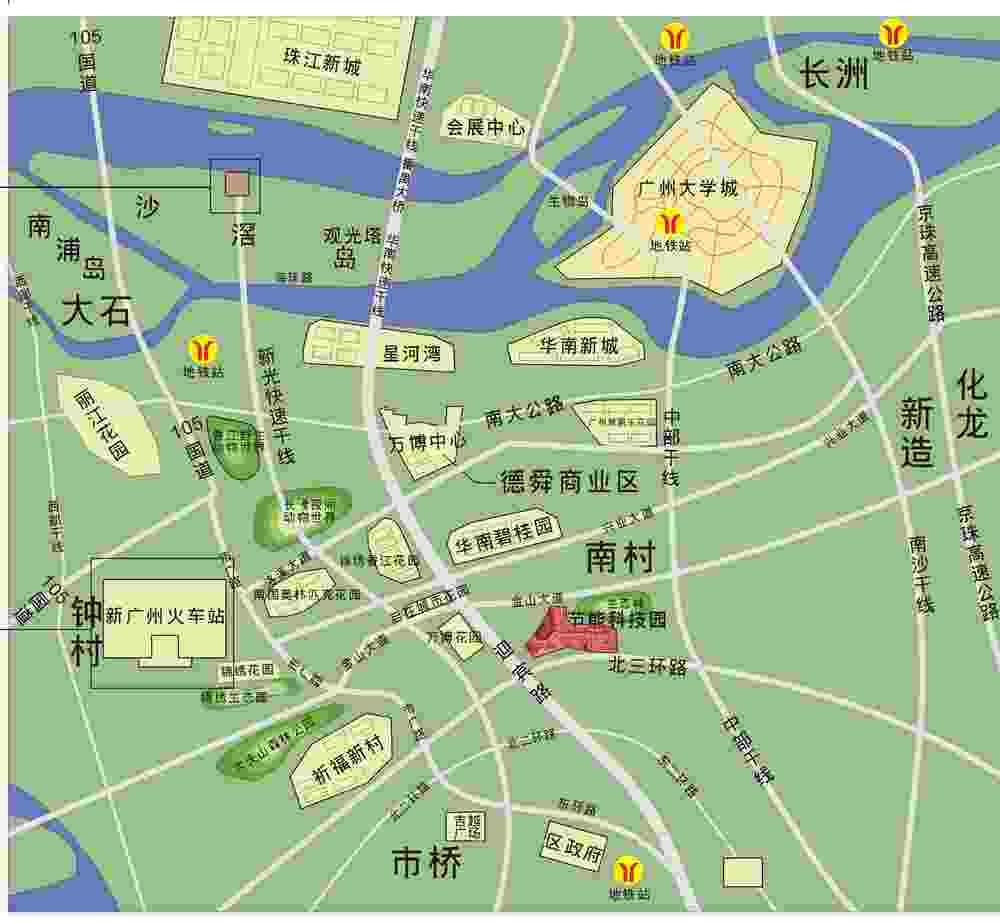 天安节能科技园