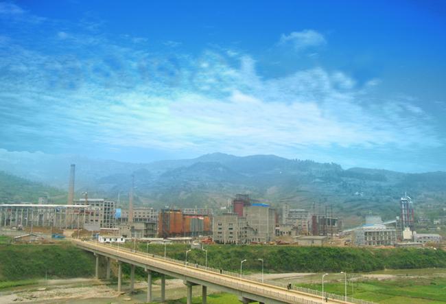 重庆垫江工业园