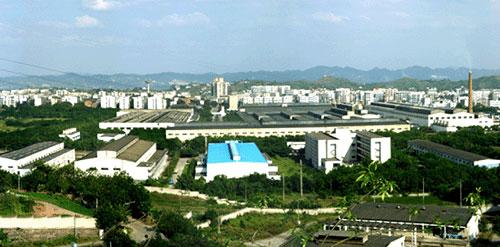 重庆西彭铝产业区