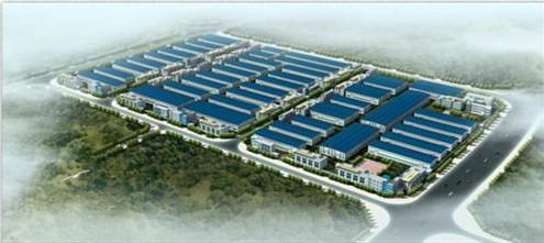 龙水特色工业园区