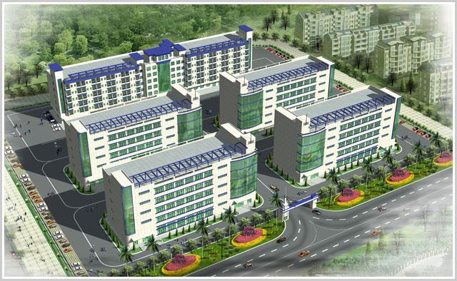 工业园,金雄达科技园