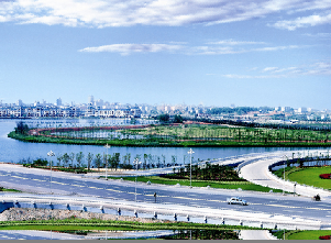 江西新余高新技术产业园区
