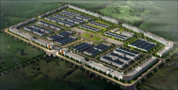 赛达工业园区