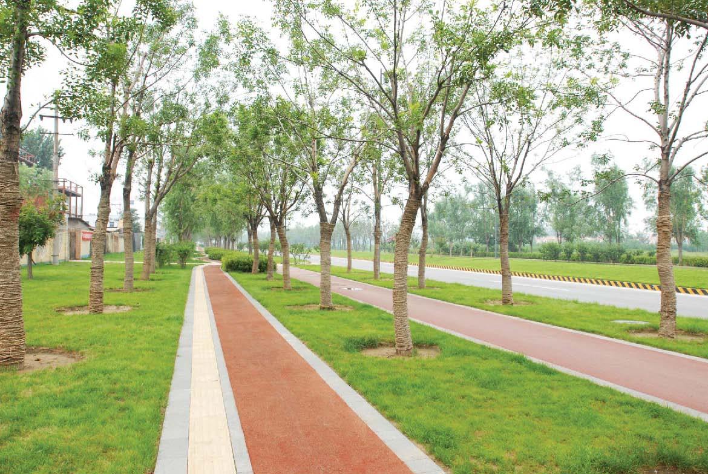 中国水电建设集团设备零部件制造项目固安开工