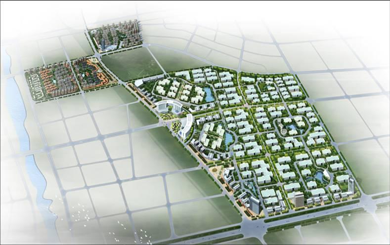 工业园,现代·中加科技城