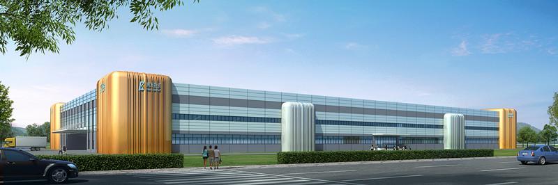 工业园,中国新干(国际)箱包皮具产业园
