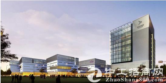 工业园,深圳市互联网产业园孵化器