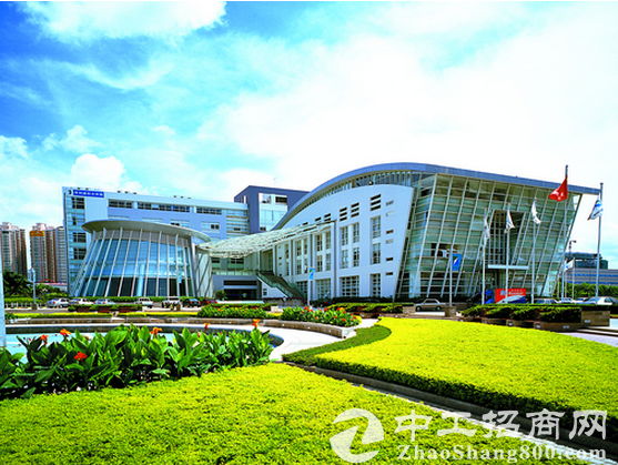 工业园,深圳虚拟大学园