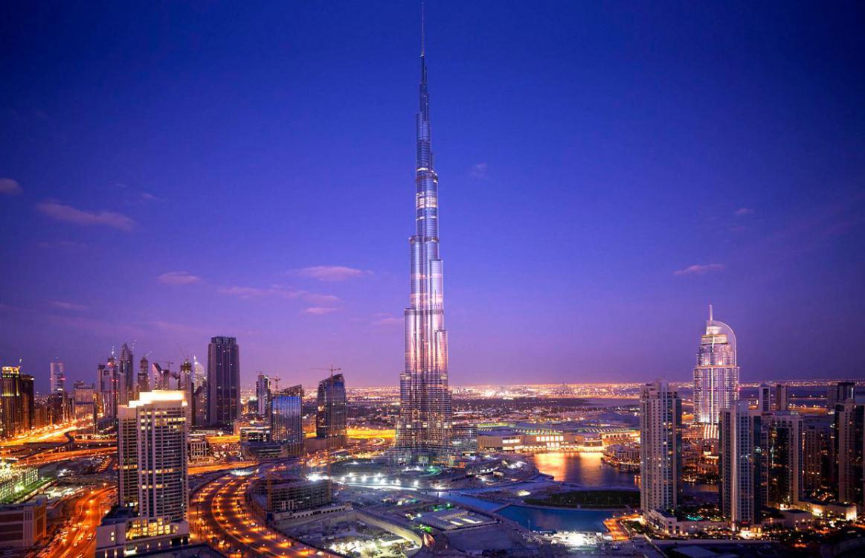 2014世界高楼排名最新数据上海中心位列第二