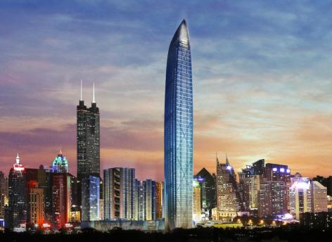深圳甲级写字楼租金大幅上涨受惠政府优惠政策