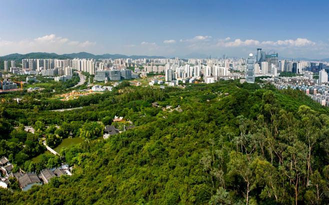 龙华计划5年投2000亿推建设 成深圳置业热地