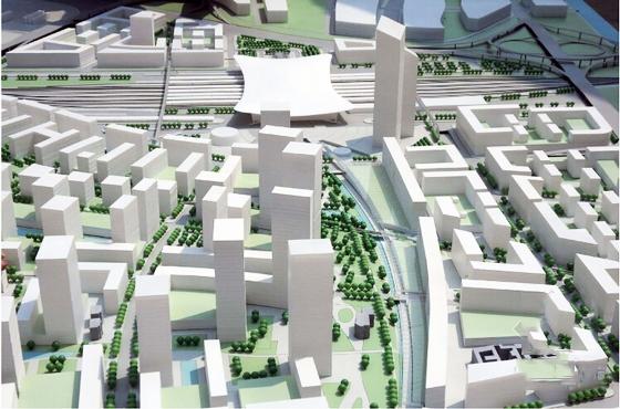 华夏幸福战略投资城市空间 提升城市发展竞争力