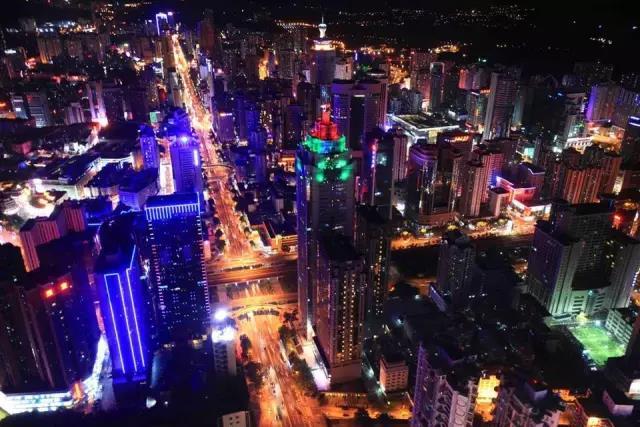 珠三角规划建世界级现代服务业基地深圳要打造国际信息港