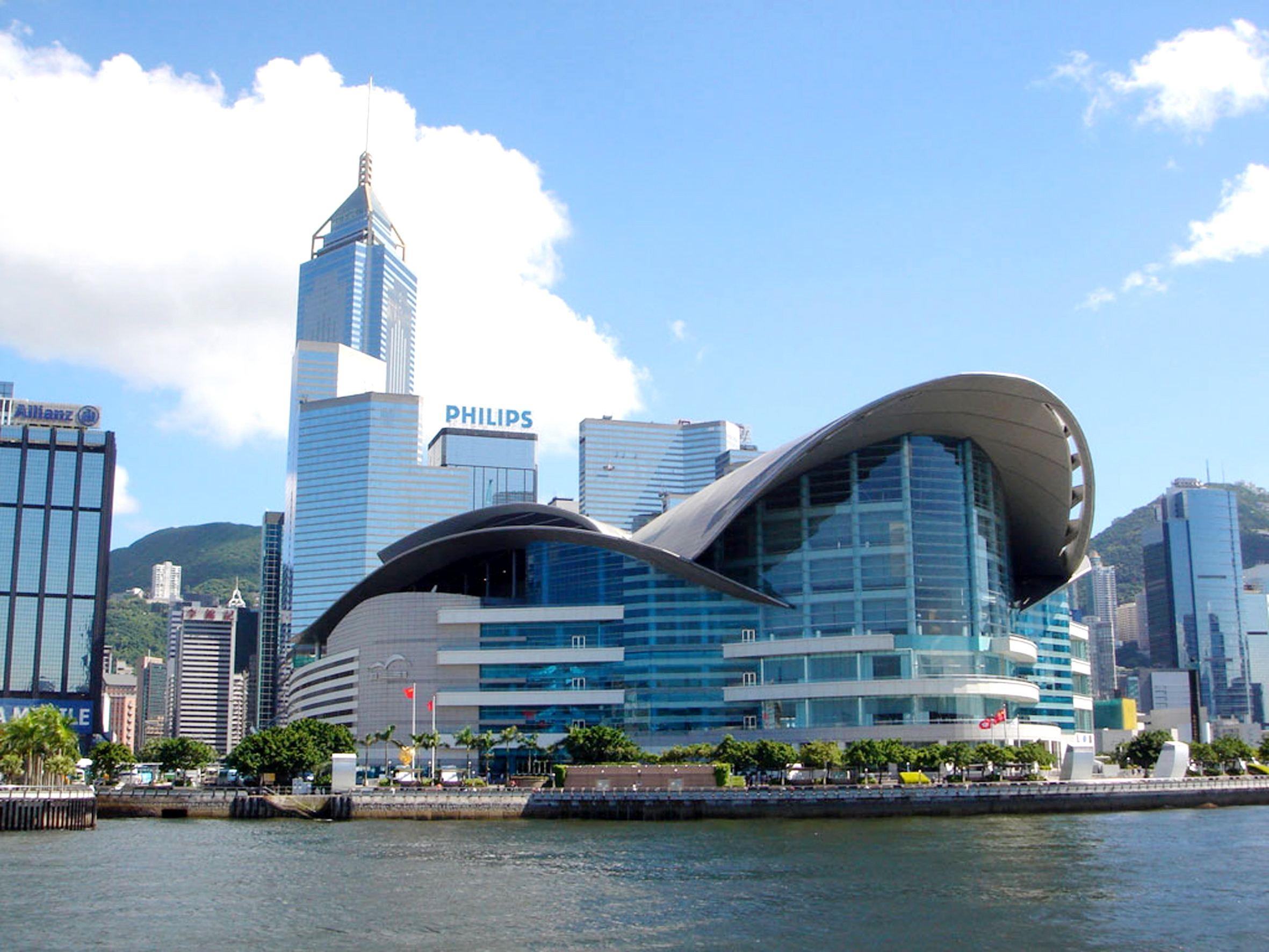 香港写字楼租金跃居全球第一