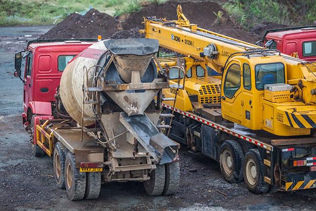 混凝土地泵的操作规程 混凝土地泵如何选型 使用年限是多久