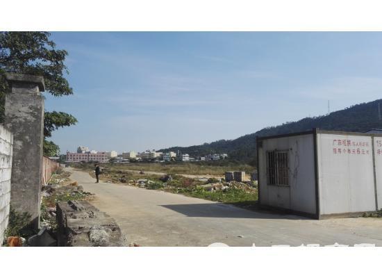 广东惠州20000亩工业用地出售可分10亩起售能办独立国土证