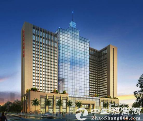 售深圳机场旁4星级酒店