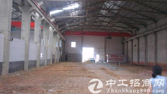 汽车南站钢材市场标准钢结构厂房行车急租