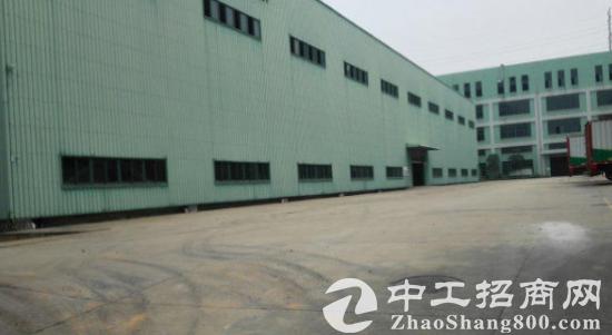 沙田17米2300平方钢结构厂房仓库招租