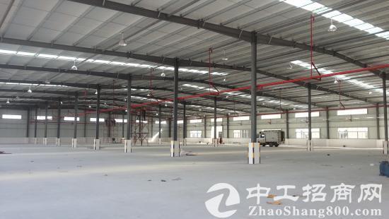 民众工业园25000平方米厂房仓库出租-图2