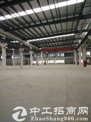 昆山城南单层厂房仓库出租2300平米