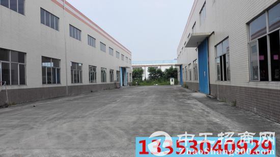 肇庆大旺高新区3000-20000平米标准厂房,可分租